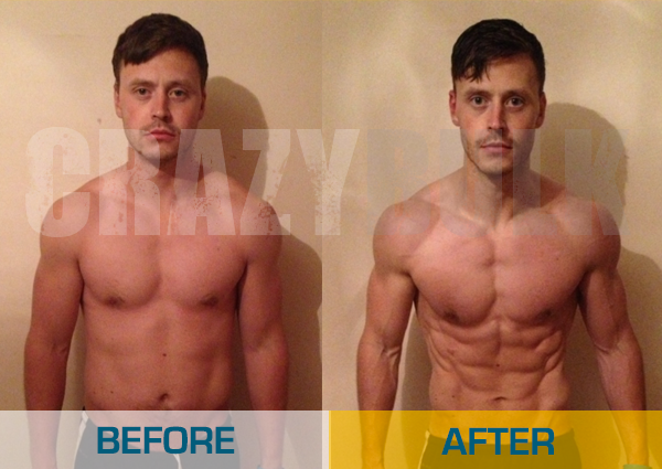 Crazybulk Ultimate Cutting Combo   Best Muscle Supplements