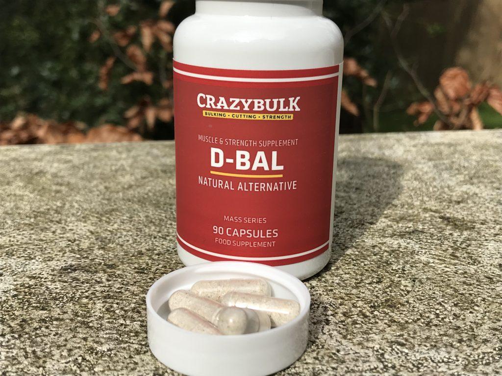 crazy bulk d-bal capsules