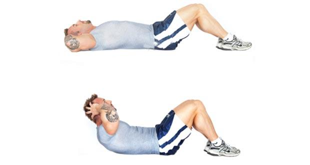 Nine Ab Exercises For A Guaranteed Six Pack