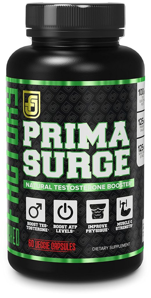 Primasurge Natural Testosterone Booster Review