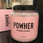 powher pre-workout for women