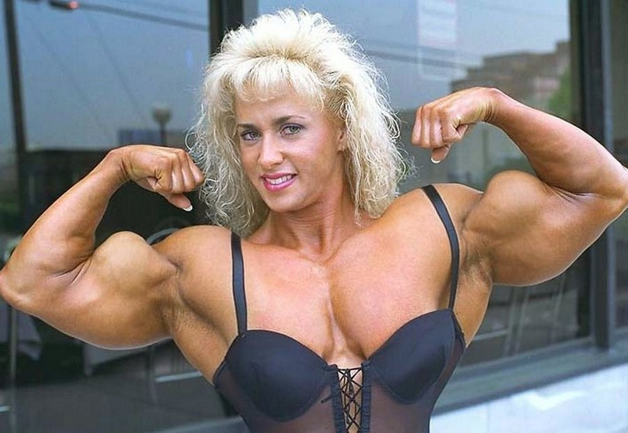 female bodybuilder steroids
