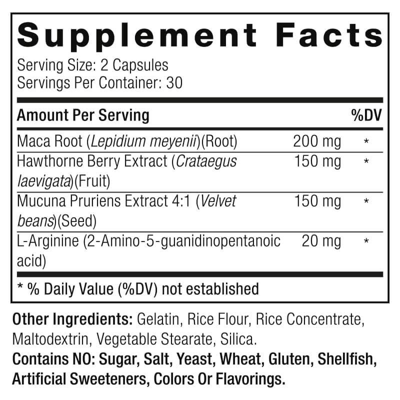 hgh-x2 ingredient list