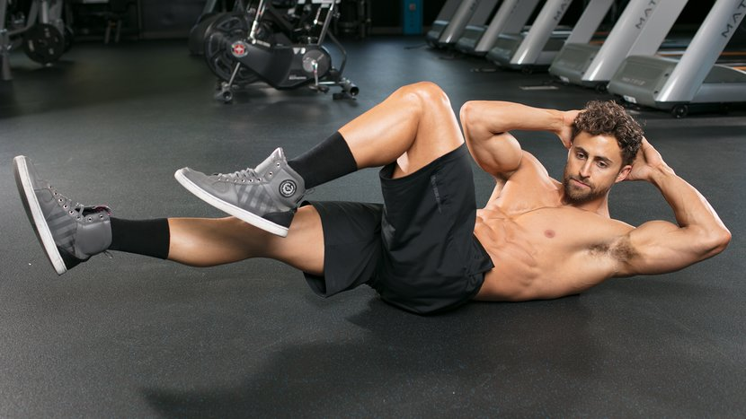 make veins pop with hiit training