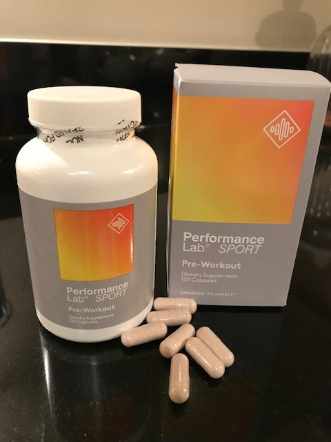 performance lab sport pre-workout reviews